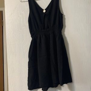 Andie Hart Black Dress